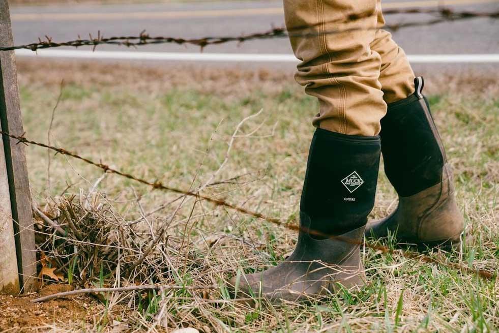 Summer Muck Boots